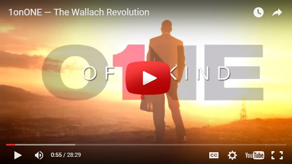1 on One The Wallach Revolution