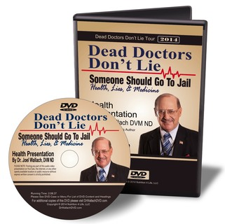 Dr wallach 10 bad food list the wallach revolution dead doctors dont lie someone should go to jail dvd fandeluxe Image collections