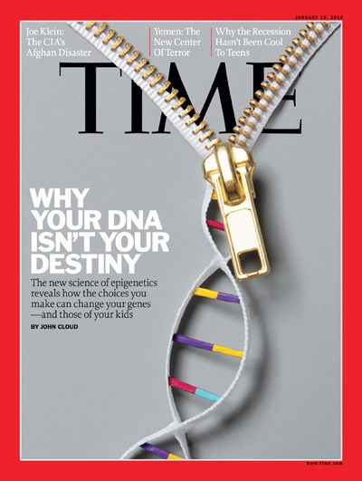 Why Your DNA Isn't Your Destiny Time Mag