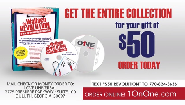 The Wallach Revolution One on One Offer