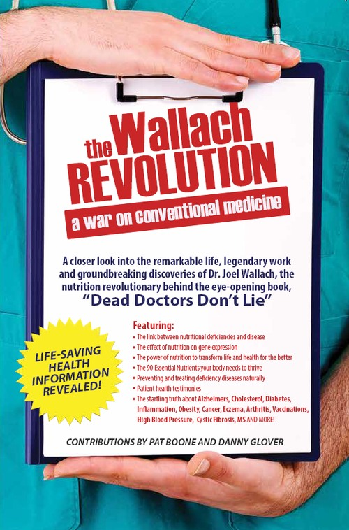 Dr Wallach Wallach Revolution Book Cover
