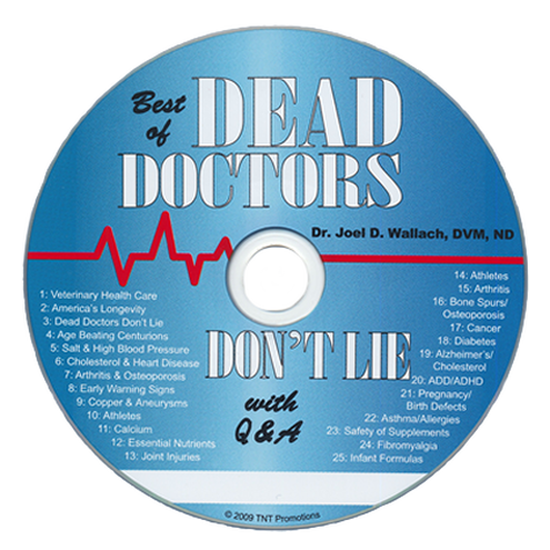 Best of Dead Doctors Don't Lie CD