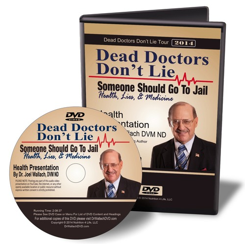 Dead Doctors Don't Lie DVD