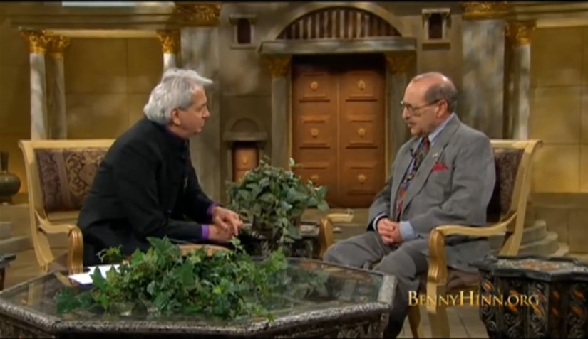Dr Wallach And Benny Hinn Discuss Health Matters