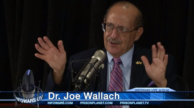 Dr Wallach on Info Wars