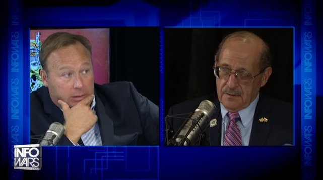 Dr Wallach talks with Alex Jones